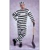 Convict Costume XL